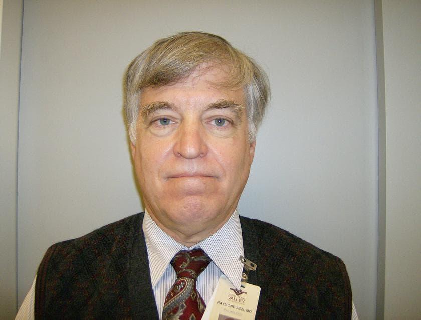 Raymond L Azzi, MD Pathologist