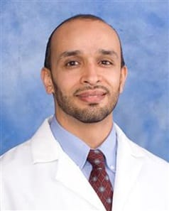 Dr. Omar A Aref MD