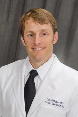 David A Shiple, MD Ophthalmology
