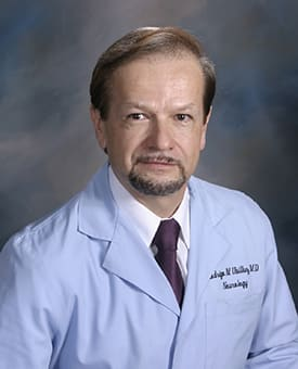 Rodrigo M Ubilluz, MD Neurology