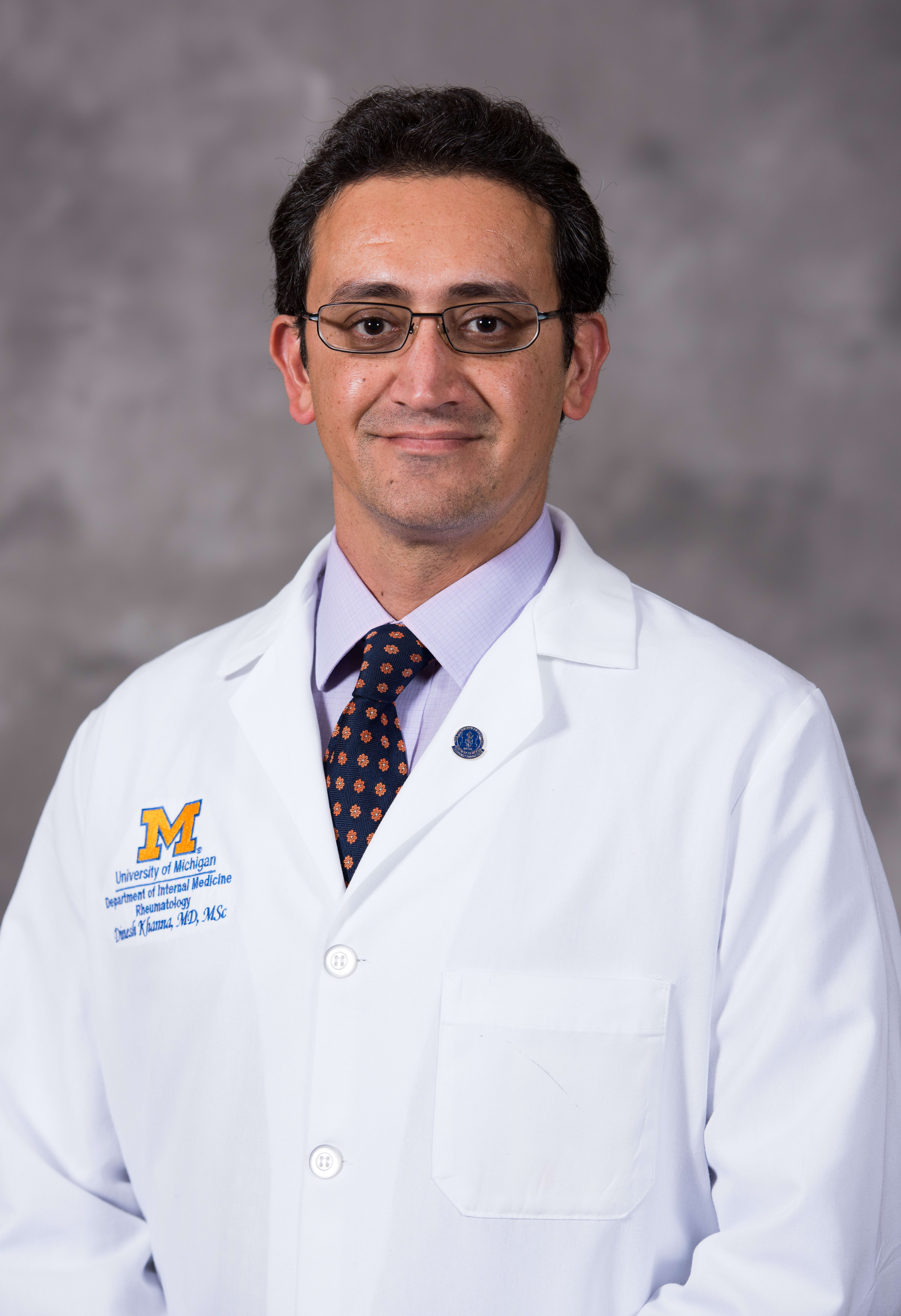 Dinesh Khanna, University Of Michigan Health System