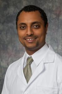 Dr. Eyob M Makonnen MD