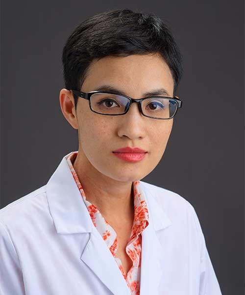 Dr. Ky-Dieu T Tran MD