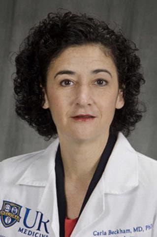 Dr. Carla J Beckham MD
