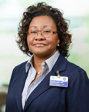 Dr. Inger M Law MD