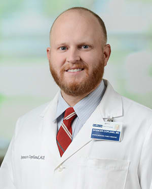 Spencer T Copland, MD Sports Medicine