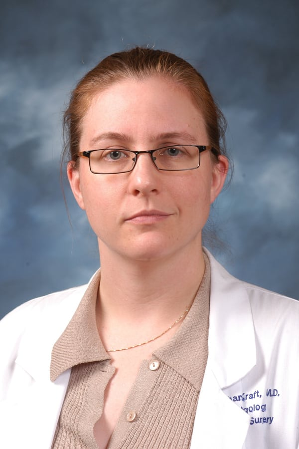 Dr. Shannon M Kraft MD