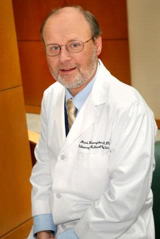 Mark W Frampton, MD Pulmonary Critical Care