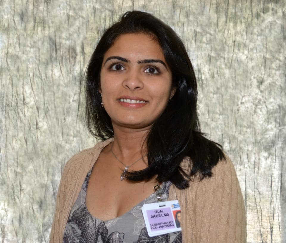 Dr. Tejal Dharia MD