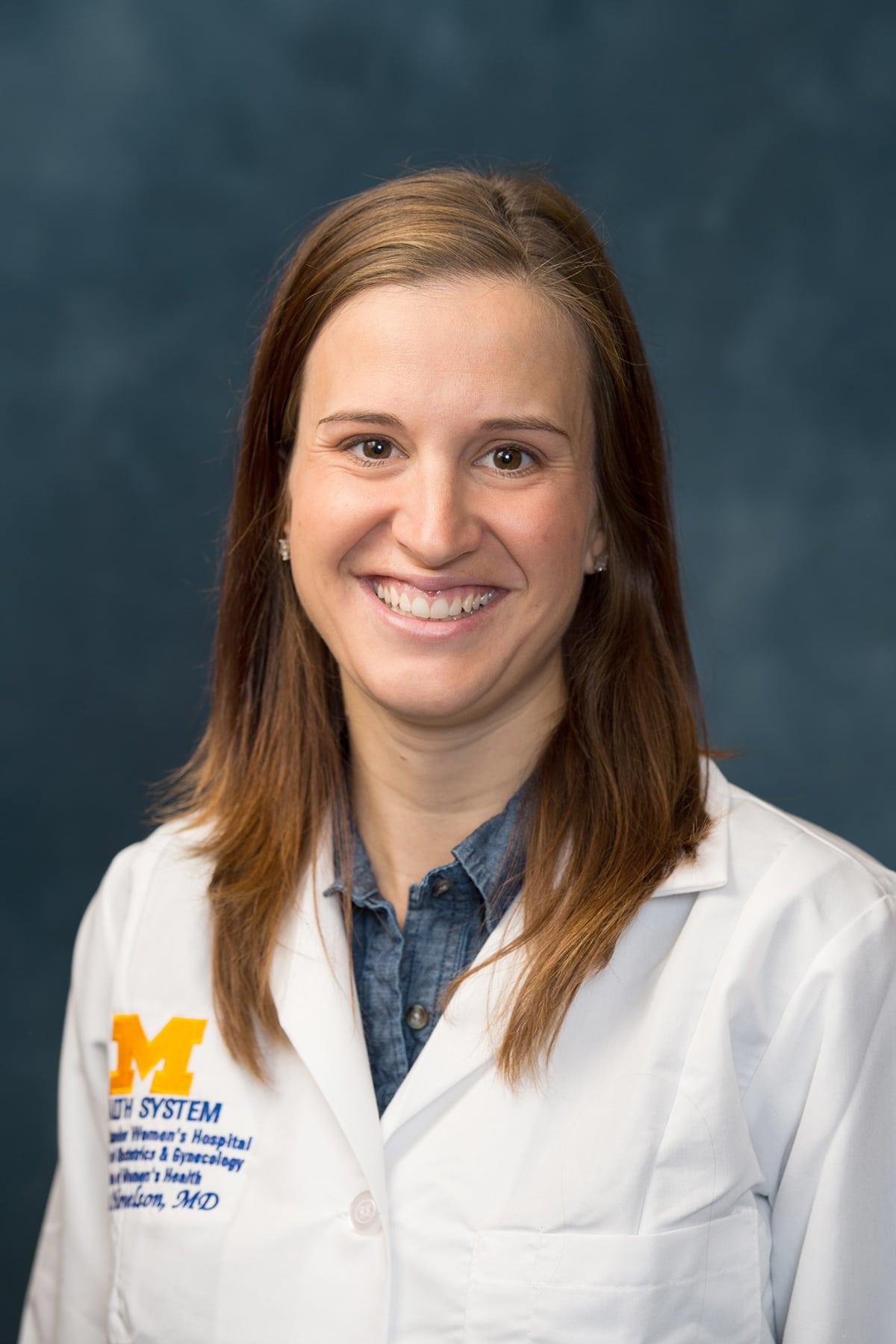 Sonia Hovelson, University Of Michigan Health Center