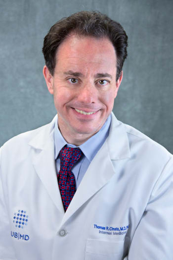 Dr. Thomas R Cimato MD