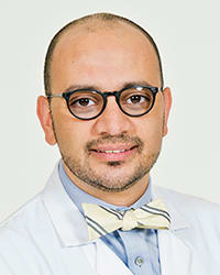 Ayman Saad, MD Critical Care Medicine