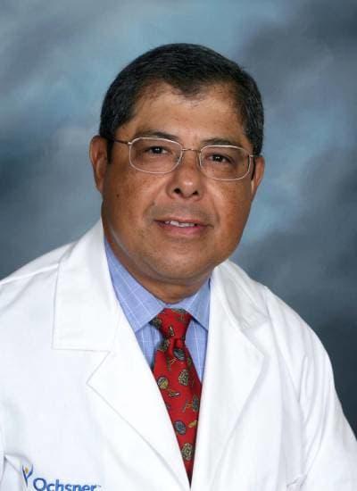 Dr. Salvador G Velazquez MD
