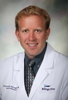 Dr. Christopher Kerrigan MD