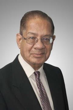 Dr. Chunilal G Shah MD