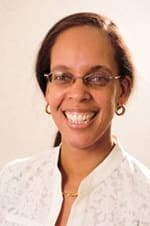 Dr. Adrienne P George MD