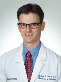 Dr. Matthew E Christy MD