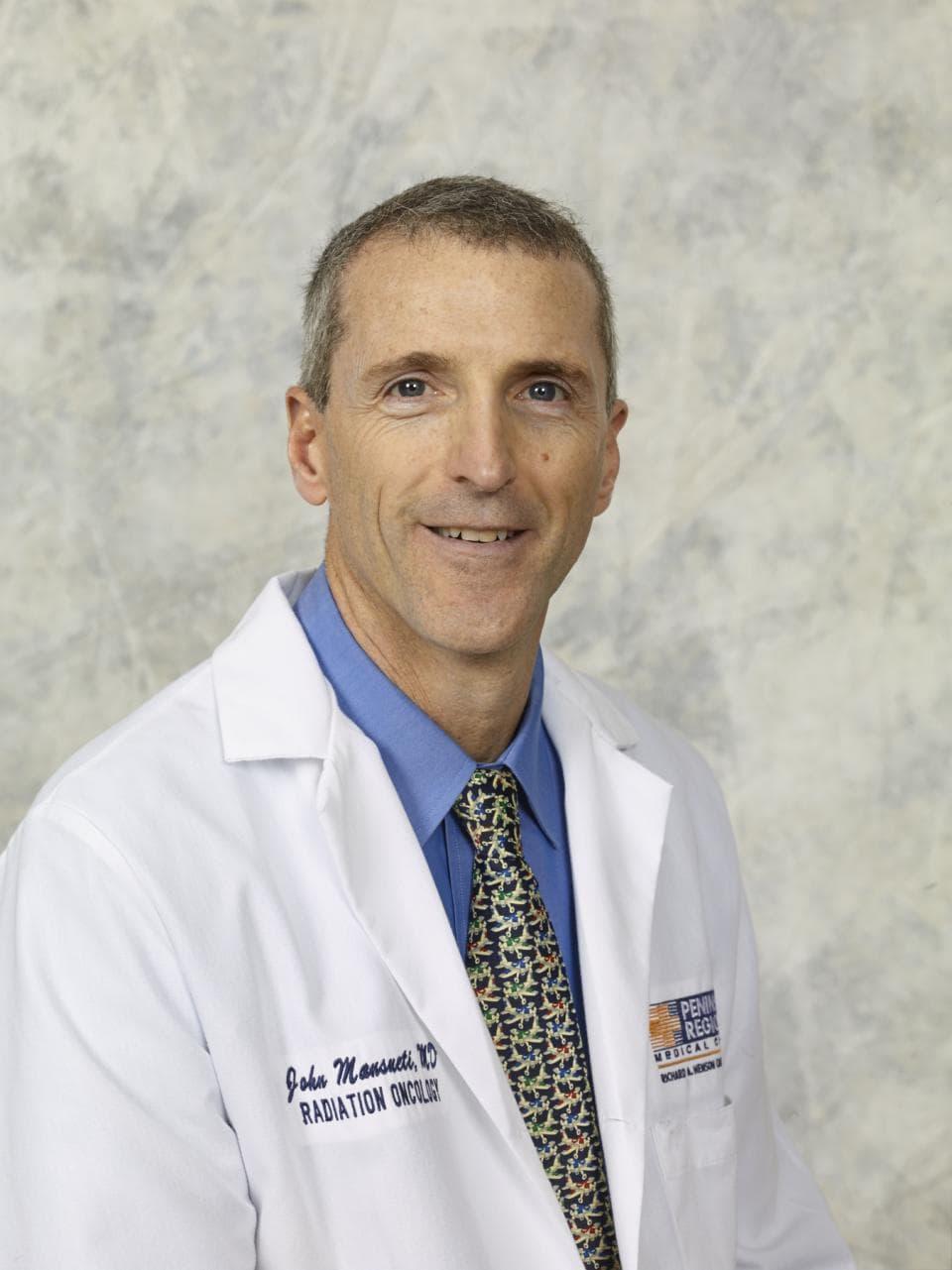 Dr. John R Mansueti MD
