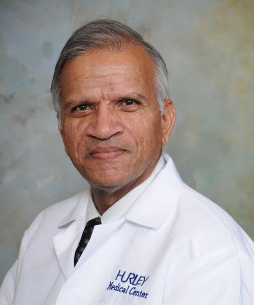 Dr. Ureddi R Mullangi MD