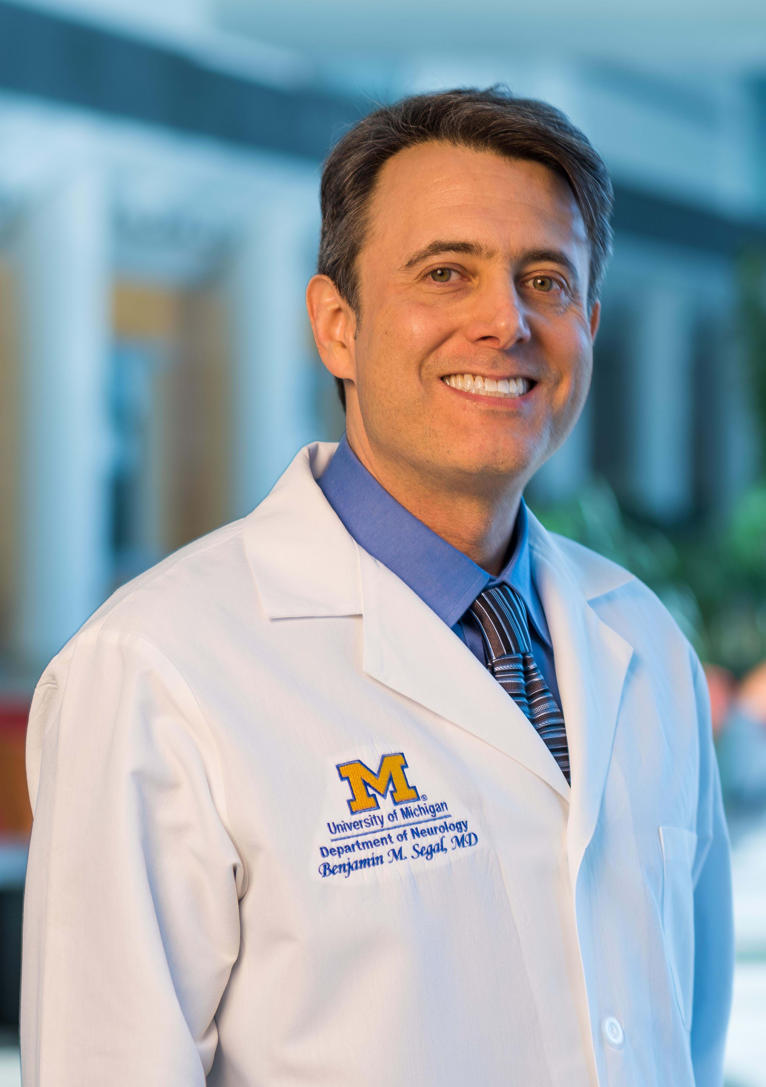 Dr. Benjamin M Segal MD