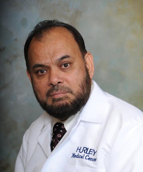 Dr. Ahmed A Arif MD