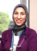 Dr. Sana R Ahmed MD