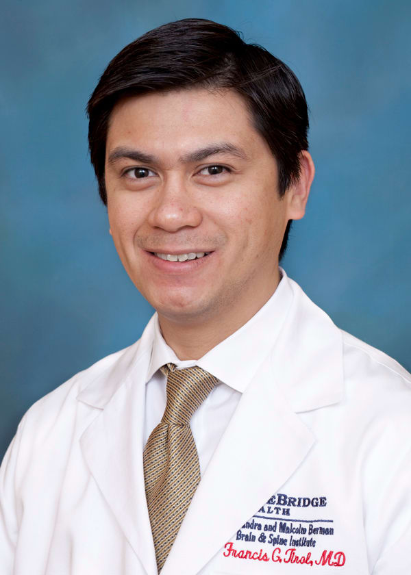 Francis G Tirol, MD Epileptology