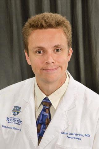 Dr. Adam P Juersivich MD