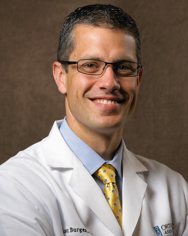 Dr. Scott D Burgess MD