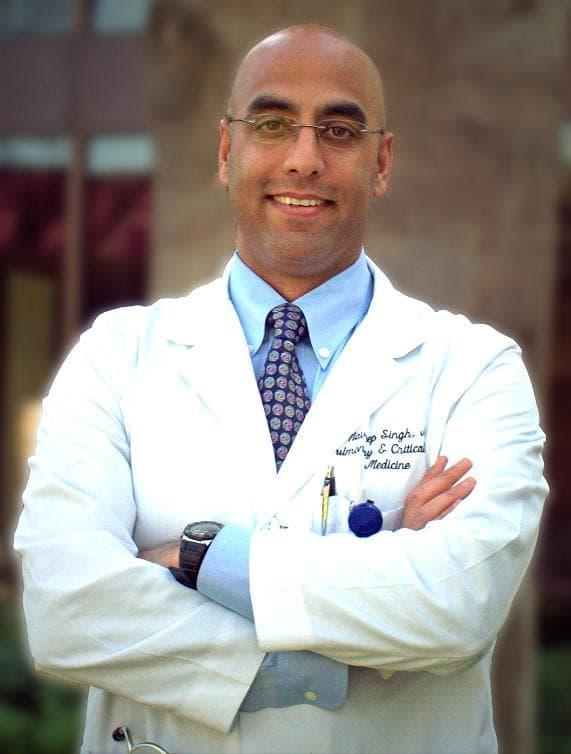 Dr. Navdeep Singh MD