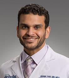 Dr. Tarrik M Zaid MD