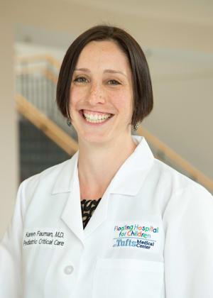 Karen R Fauman, MD Pulmonary Critical Care