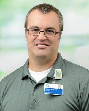Dr. James B Hooker MD