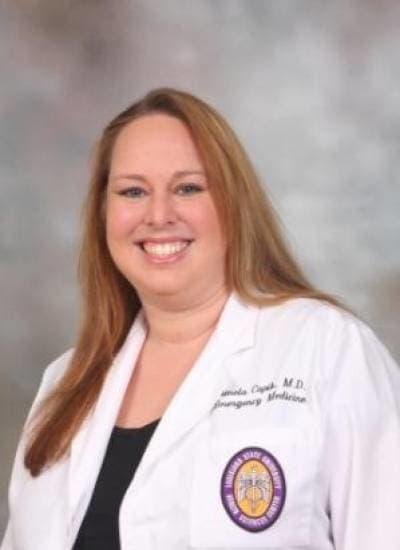 Pamela K Capik, MD Emergency Medicine