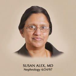 Dr. Susan Alex MD