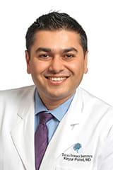Dr. Keyur K Patel MD