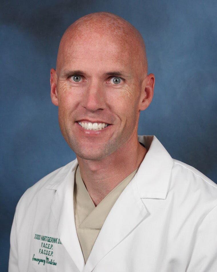Todd Hartgerink, DO Emergency Medicine