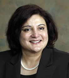 Dr. Shaista A Husain MD