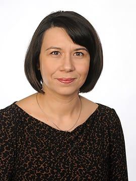 Dr. Oana C Danciu MD
