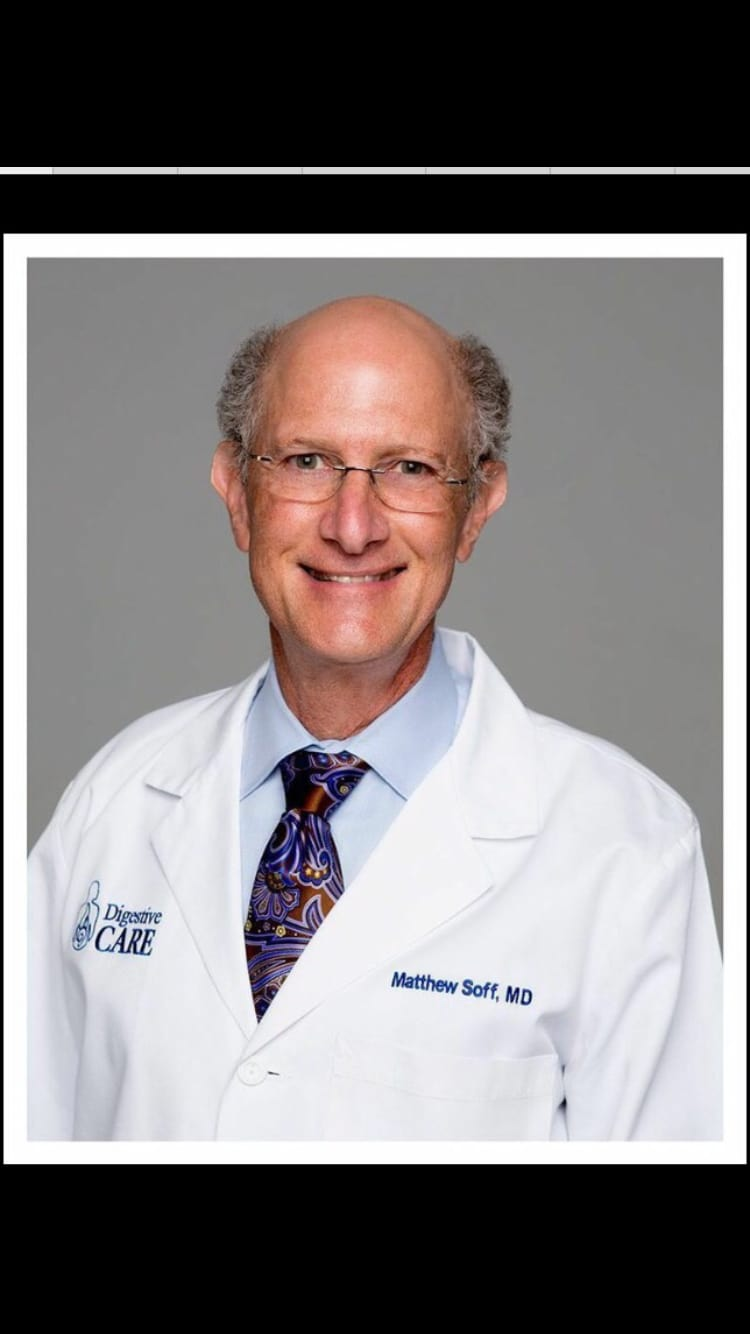 Matthew J Soff, MD Gastroenterology