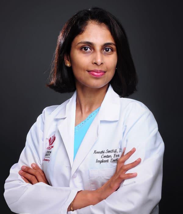 Keerthi Senthil, DDS General Dentistry