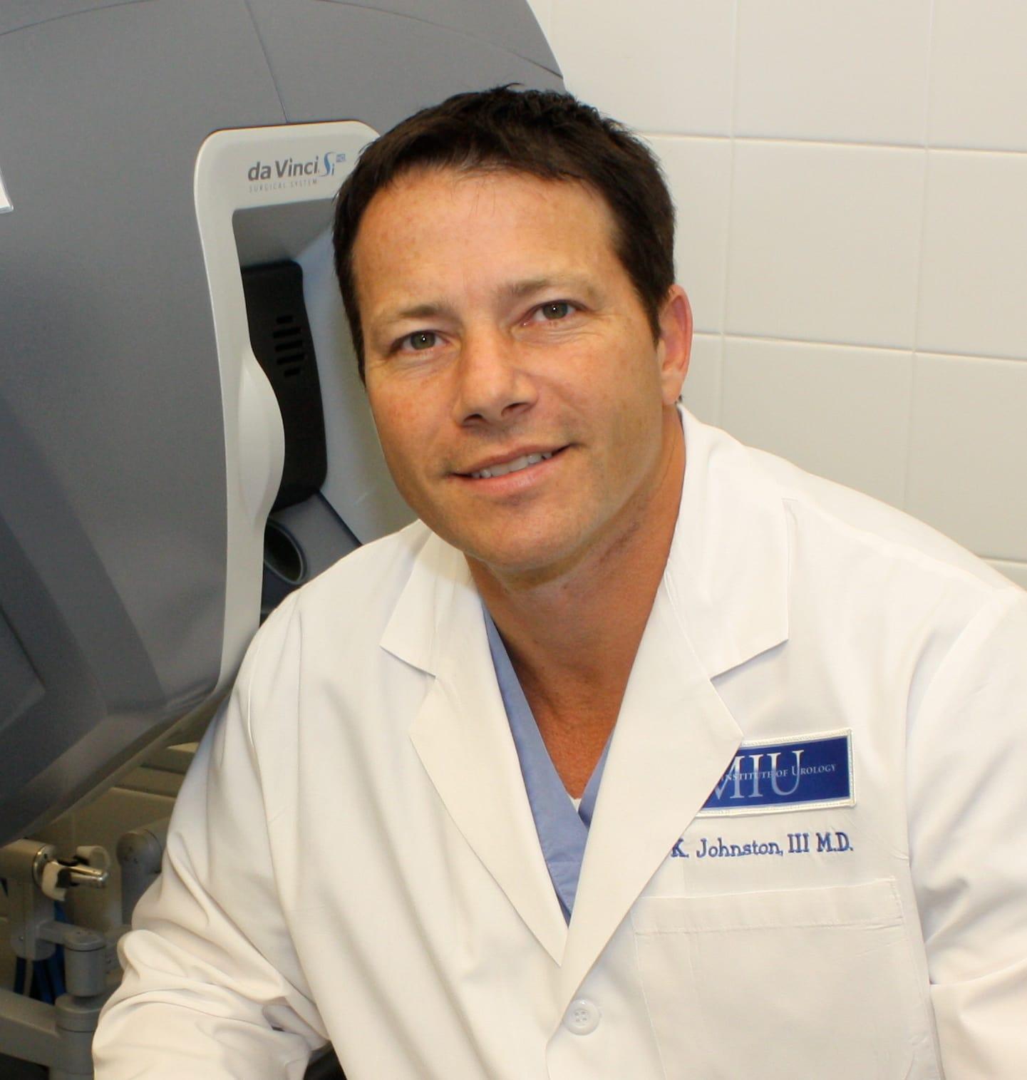 Dr. William K Johnston MD
