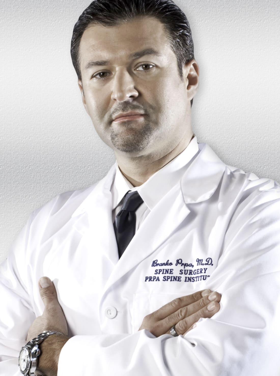 Dr. Branko N Prpa MD