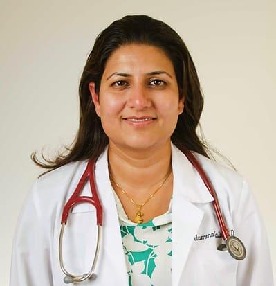 Dr. Humera E Malik MD