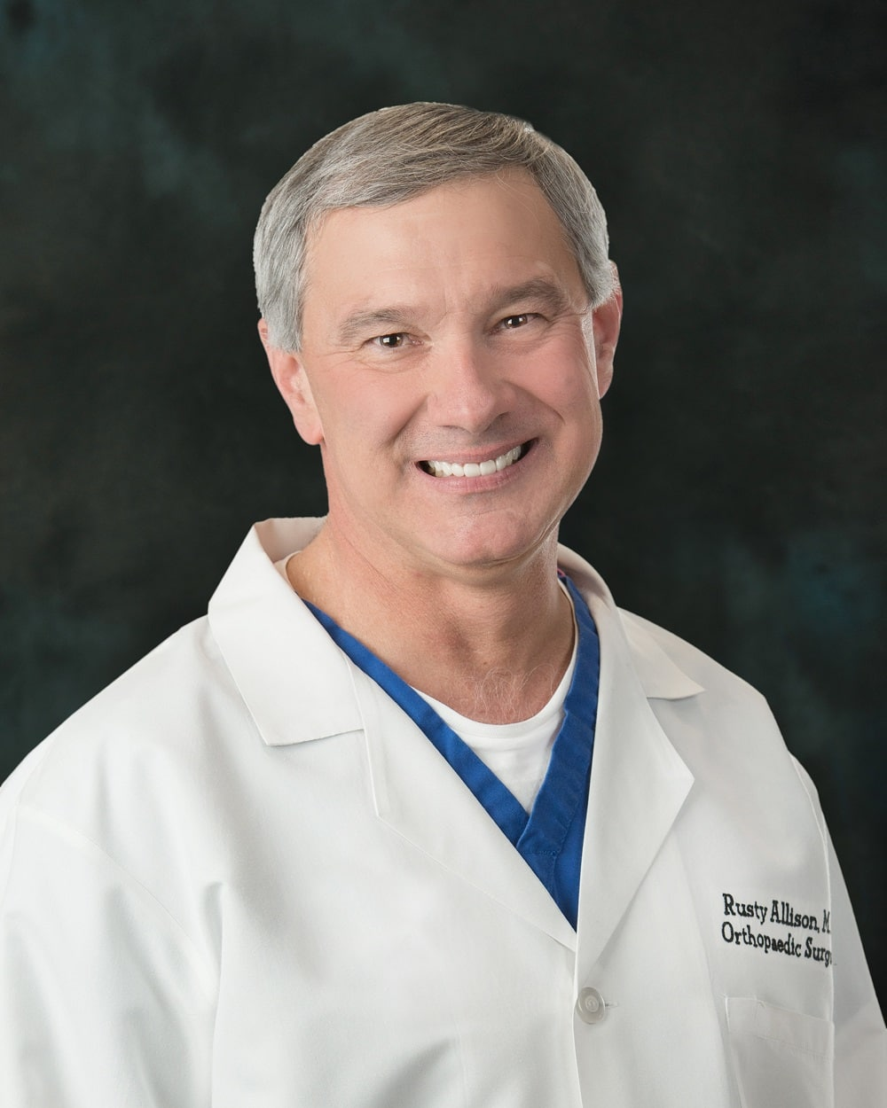 Dr. Russell B Allison MD