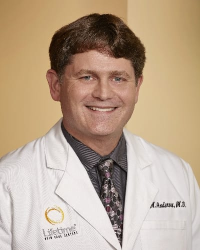 Drew M Anderson, MD Dermatology