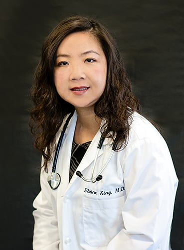 Dr. Elaine Y King MD