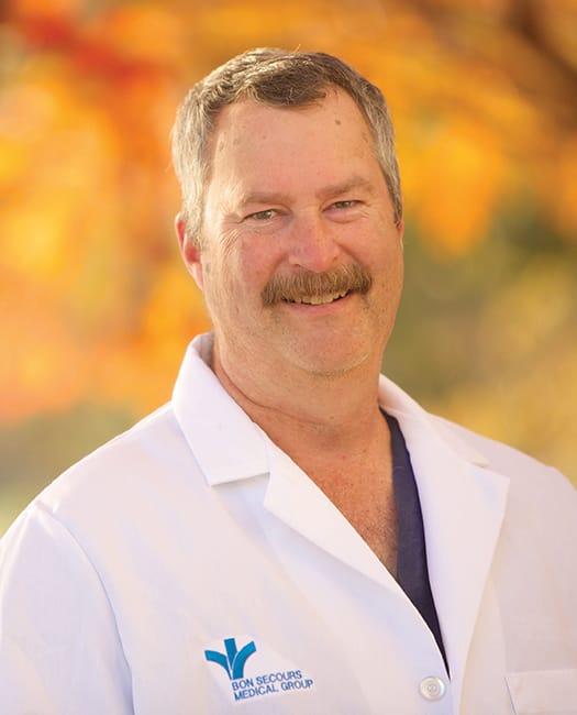 Dr. Jeffrey L Riblet MD