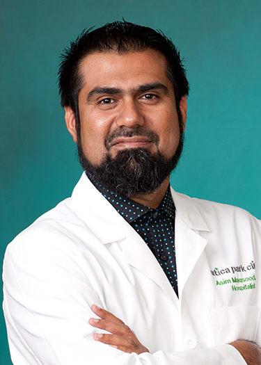 Dr. Asim Maqsood MD