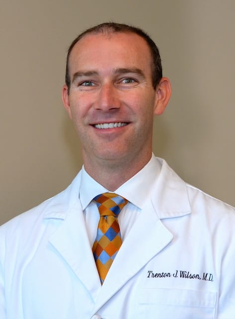 Dr. Trenton J Wilson MD